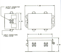 item # sjb2/2, summing junction boxes on strainsert co. summing box wiring diagram 8 pin atv cdi box wiring diagram