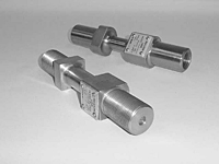TLS, TLN and TLNS Series, Force Sensing Tension Links with Threaded Ends